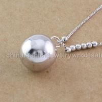 Buy cheap Fashion Sterling Silver Necklaces from Wholesalers