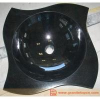 Buy cheap Shanxi Black Stone Sinks from Wholesalers