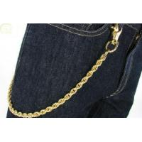 Buy cheap 'Xenon' Gold Wallet Chain from Wholesalers