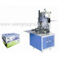 Wholesale Automatic Facial Tissue Carton Box Sealing Machine(WD-FT-CBSM2) from china suppliers