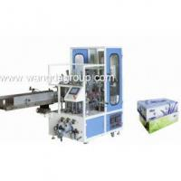 Wholesale Full Automatic Facial Tissue Carton Box Sealing Machine( WD-FT-CBSM1) from china suppliers