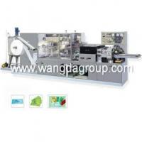 Wholesale Wet Tissue Machine with Full Automatic 1-2 Pieces Per Package (WD-WT-1-2P) from china suppliers