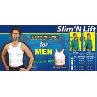 Buy cheap SLIMMING SHIRT FOR MEN TVP-101005 from Wholesalers