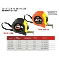 Buy cheap Rubber coat tape measure from Wholesalers