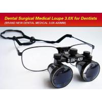 Dental Surgical Medical Loupe Loupes 2.5X/3.0X for Dentists