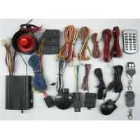 Buy cheap GSM car security alarm from wholesalers