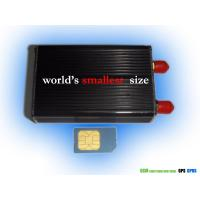 Buy cheap Mini car gps tracker from wholesalers