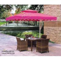 Wholesale Outdoor furniture TABLE:JJ-058T CHAIR:JJ-058C ,UMBRELLA:JJSP-03 from china suppliers