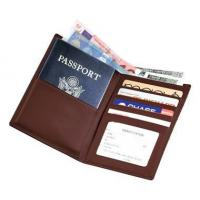 Wholesale Leather Travel Wallet w Passport & Currency PocketsItem #: 95147 from china suppliers
