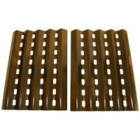 Porcelain Steel Heat Plates For Brinkmann and Charmglow Grills (Set of 2) | Gas Grills