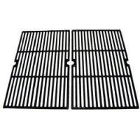 China Universal Gas Grill Grate Porcelain Coated Cast Iron Cooking Grid 62152 on sale