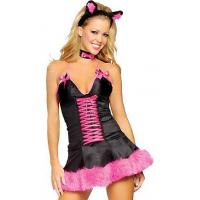 Buy cheap Pink Pussy Cat Costume from Wholesalers