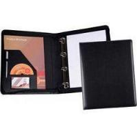 Wholesale A4 Zipped Lugano Ring Binder from china suppliers