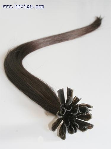China 100%Human Hair Extention Fa-221 u-tip hair extention