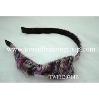 Wholesale Head Bands Wool headband from china suppliers