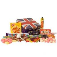 Wholesale Gifts and Gift Trays Best of British Sweets Tin from china suppliers