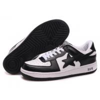 Wholesale Bape New and Better shoes black / white from china suppliers