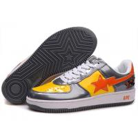 Wholesale Bape Cartoon shoes black / yellow / red from china suppliers