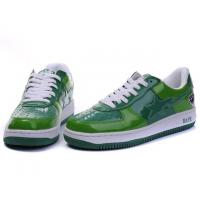 Wholesale Bape Classic Shoes - Green from china suppliers