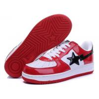 Wholesale Bape Classic Shoes - Red / White / Black from china suppliers
