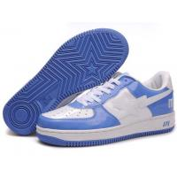 Wholesale Bape Classic Shoes - Blue / White from china suppliers