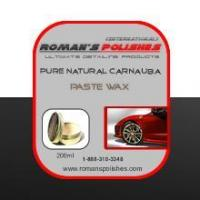 Wholesale Roman's Pure Natural Carnauba Paste Wax from china suppliers