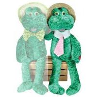 Wholesale Louie Frog - LONG NECK TIE from china suppliers