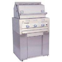Wholesale Lazy Man LM210 Built In Grill on Base with 3 Broiler Burners from china suppliers