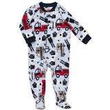 Wholesale Carter's Toddler Boys Footed Fleece 1 Pc Pajama Sleeper from china suppliers