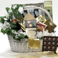 Buy cheap Basket Champagne Gift from wholesalers