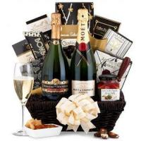 Wholesale Basket Champagne Gift from china suppliers
