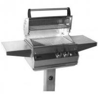 Buy cheap Fire Magic Gas Grills Aurora A430 Natural Gas Grill On In-Ground Post from wholesalers