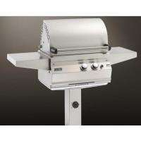 Buy cheap Fire Magic Gas Grills Aurora A430 Natural Gas All Infrared Grill On In-Ground Post from wholesalers