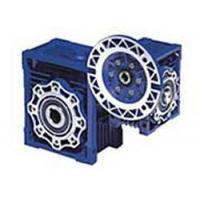 * Combination of double NMRV worm-gear speed reducers