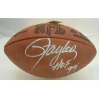 Wholesale Lawrence Taylor Autographed NFL Football from china suppliers