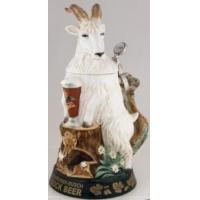 China ANHEUSER BUSCH BOCK PORCELAIN BEER STEIN on sale