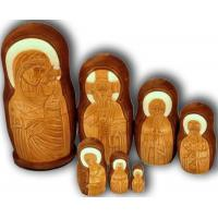 Wholesale Russian Orthodox Icons of Virgin Mary - Matrushka Dolls from china suppliers