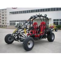 Wholesale Red 250CC Racing Go Kart Buggy For Adult , 2 Seat Dune Buggy KD 250GKA-2Z from china suppliers