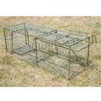Wholesale Traps and Cages Home Page Small Live Animal Cage Trap / Multi-catch Rat Trap SD622 from china suppliers