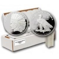 China 100 oz Silver on sale