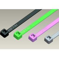 Wholesale Self-locking Cable Ties  Material: Nylon 66, 94V-2 certificated by UL. from china suppliers