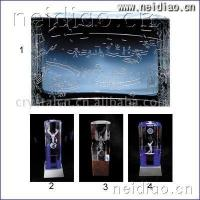 Buy cheap Multi-map-Square 3D Laser Crystal from Wholesalers