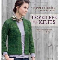 Wholesale Books November Knits Inspired Designs for Changing Seasons from china suppliers
