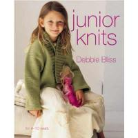 Wholesale Books Junior Knits for 3-10 years by Debbie Bliss from china suppliers