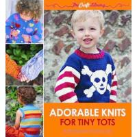 Wholesale Books Adorable Knits for Tiny Tots 25 Stylish Designs by Zoe Mellor from china suppliers