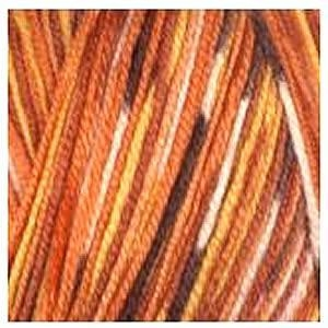 Quality Happy 4ply bamboo yarn, 100g ball in Pumpkin 2529 for sale