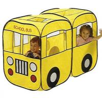 Wholesale KID ITEMS 21202: Kid bus tent from china suppliers