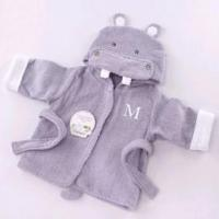 Buy cheap gifts Baby Aspen Hippo Hooded Bath Robe from Wholesalers