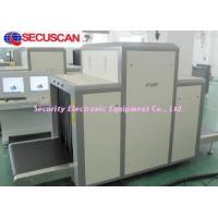 Wholesale 1000 ( W ) * 800 ( H ) mm 34mm Steel Penetration X Ray Baggage Scanner For Airports from china suppliers