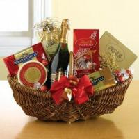 Buy cheap The Sparkler Wine Gift Basket from wholesalers